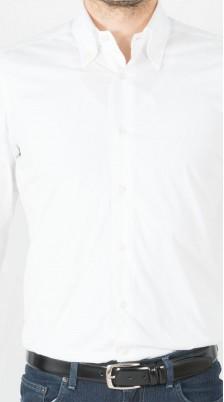 Camicia Slim Bottoncino
