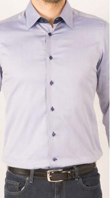Camicia Polsi contrasto