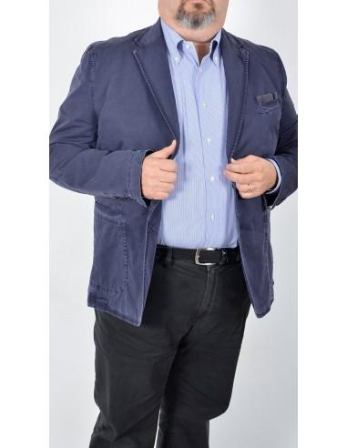 giacca sportiva uomo taglie forti