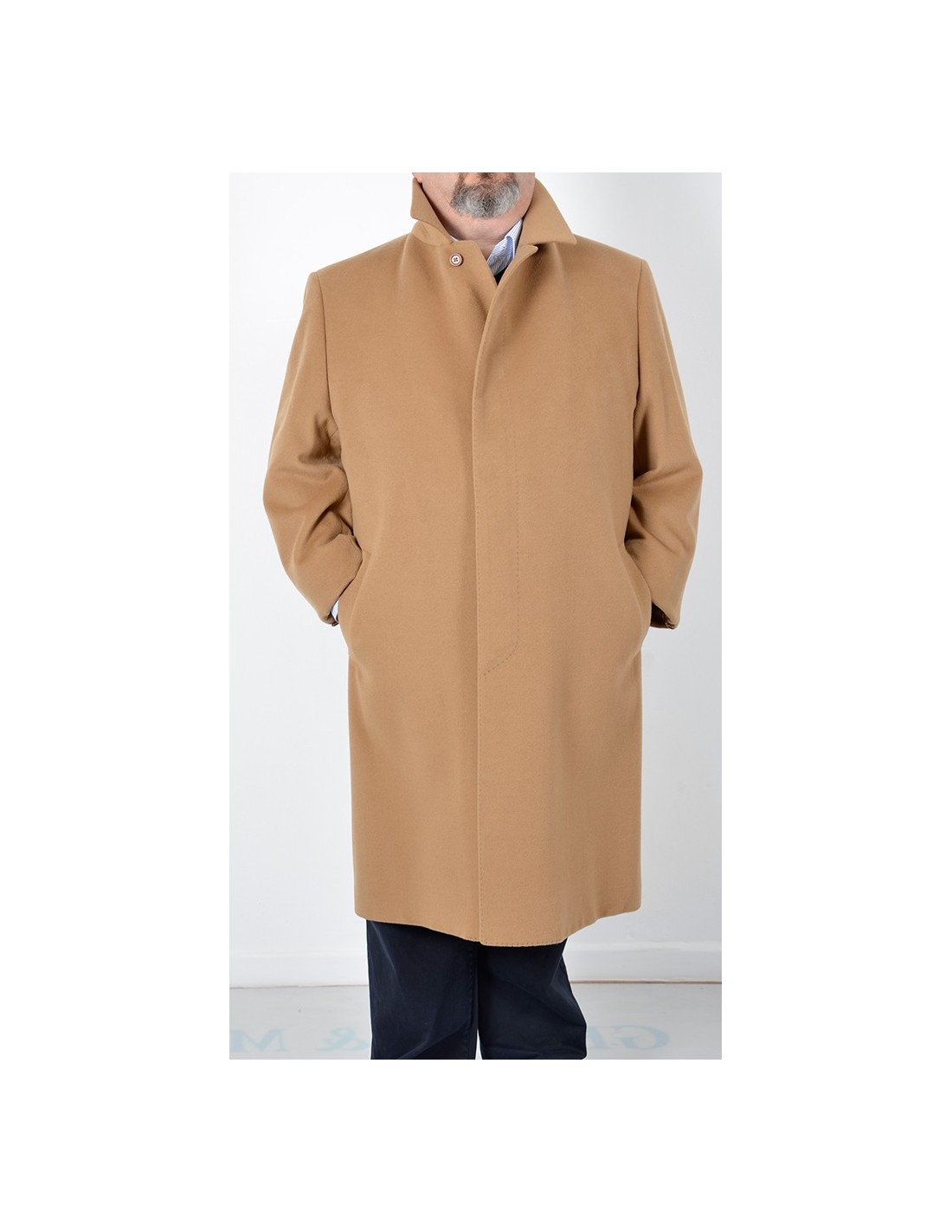 Negozio Cappotto Uomo Classico cammello beige  c9114890273