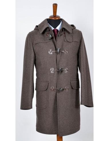 Cappotto Montgomery Moro per Uomo - Gente e Moda f3b476c9d8a1