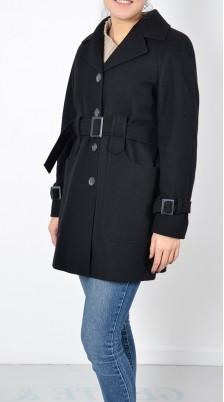 Cappotto Giaccone Nero