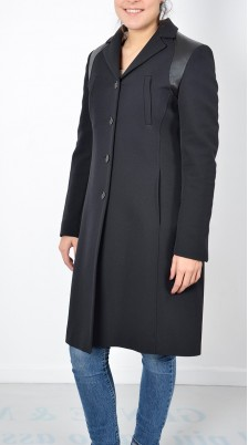 Cappotto Classico Nero