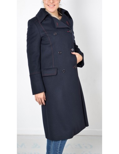 separation shoes 224a8 6b16c Cappotto Blu Donna