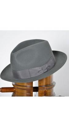 Cappello Borsalino Antracite Medio