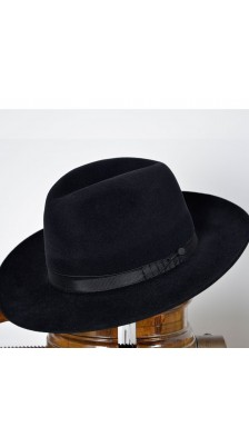 Cappello Borsalino Nero