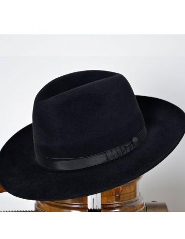 molti stili il più economico selezione speciale di Cappello Borsalino Nero