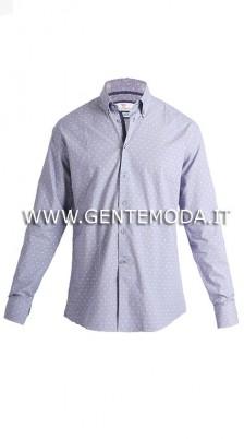 Camicia Microdisegno