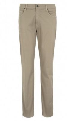 Pantalone 5 tasche Beige