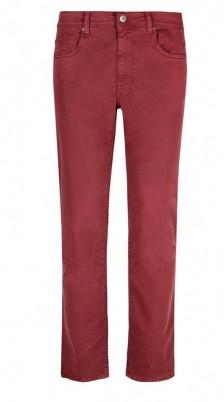 Pantalone 5 tasche Bordo