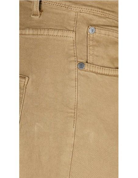 Pantalone 5 tasche Cammello