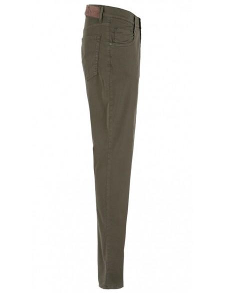 Pantalone 5 tasche Verde