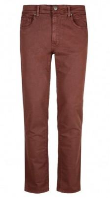 Pantalone 5 tasche Coccio