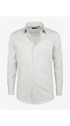 camicia 100% cotone Slim-Fit