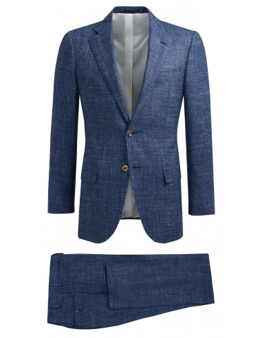 Abito Uomo Matrimonio Lino : Abito uomo in puro lino blu abito economico cerimonia