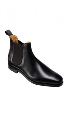 Stivaletto Beatles Nero