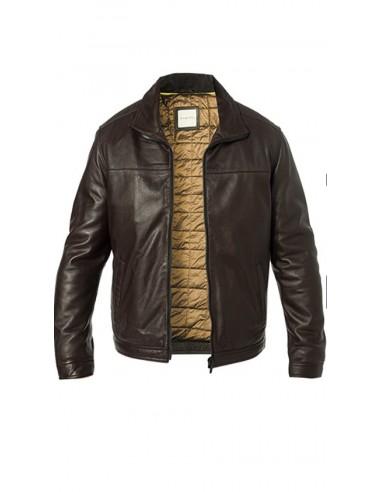 best sneakers ddb55 b404c giacca-pelle-biker-moro | Gente e Moda