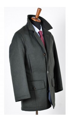 Cappotto da Uomo Lungo Elegante a Milano e Bergamo Gente e