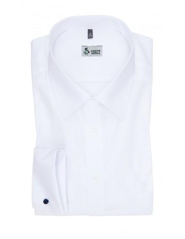 huge discount e02c4 9b168 Camicia Uomo cerimonia polso gemello doppio