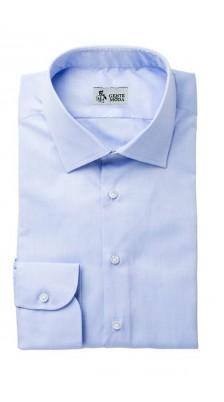 Camicia Oxford Azzurro