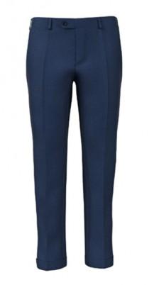 Pantalone Lino Blu