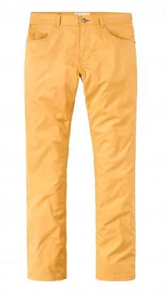 Pantalone 5 tasche Giallo...