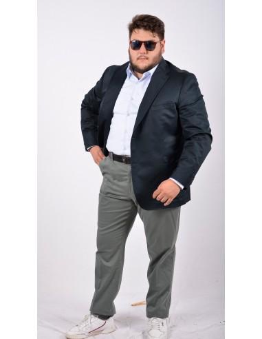 Giacca Blu Cotone Mod Romano P/E