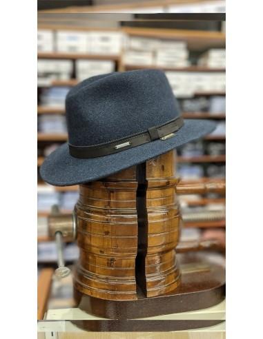 Cappello in lana Gore Blu Mod Bergamo...