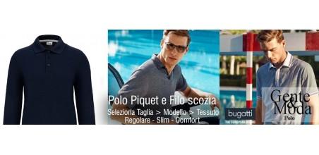 Polo e T- Shirt Uomo