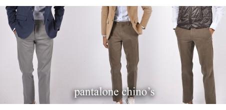 Chino cotone tasca america