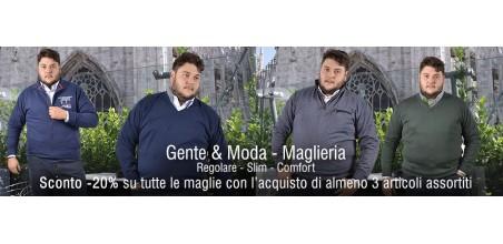 Maglieria - Felpe Uomo Taglie Forti