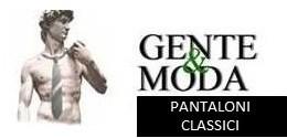 Gente e Moda Pantaloni Classici Uomo